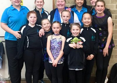 Level 3 and 4 Competition