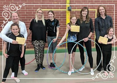 Mums training winners